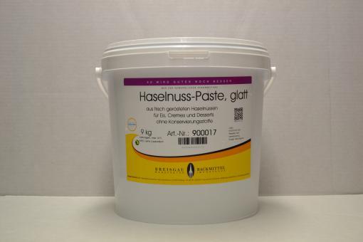 Haselnuss-Paste Fein