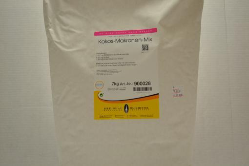 Kokos-Makronen-Mix