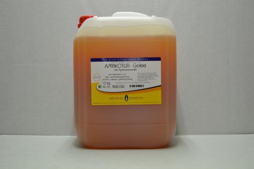 Aprikotur-Gelee