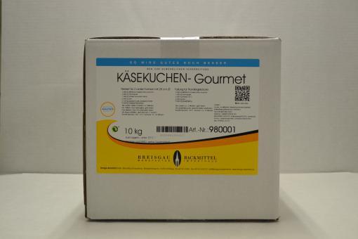 Käsekuchen-Gourmet